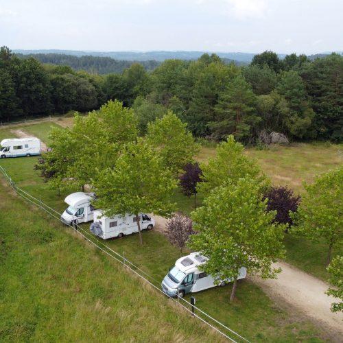 Stationnement camping-cars gratuit Montignac Lascaux Dordogne Périgord